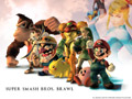 Super Smash Bros. Brawl wallpaper