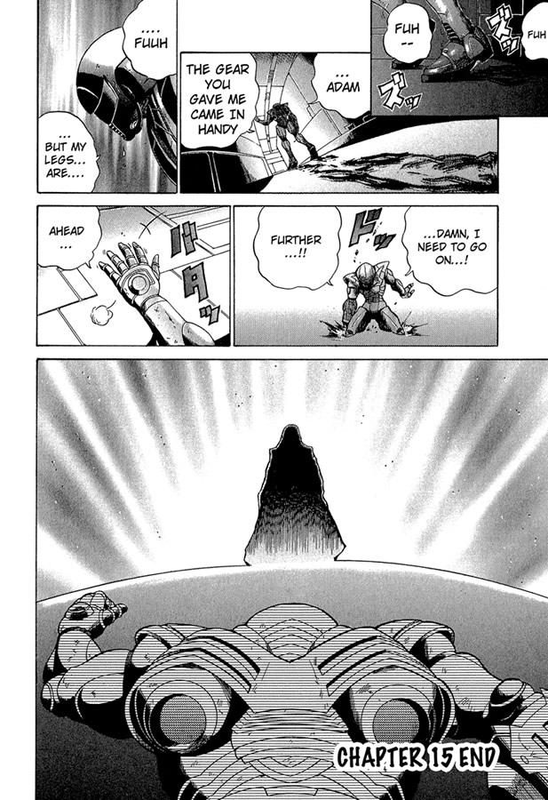 Metroid Manga Volume 2, Chapter 15