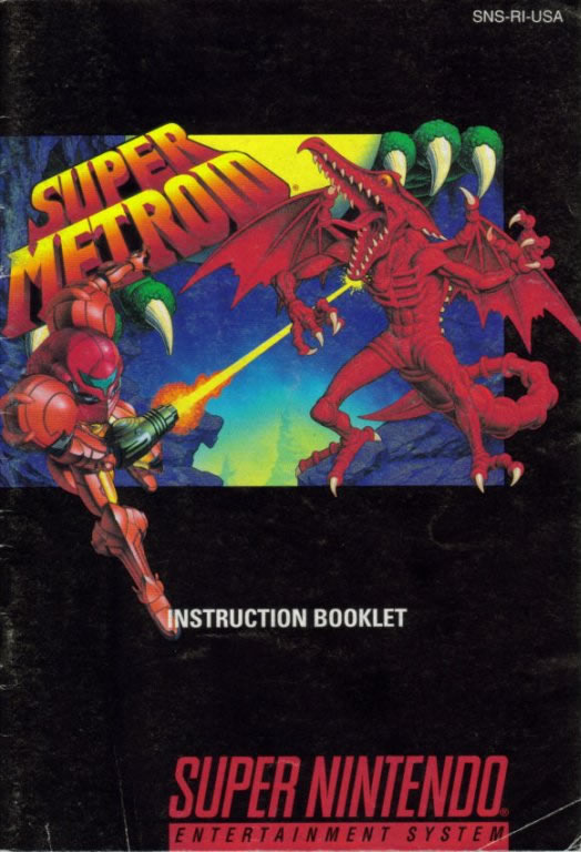 super metroid instruction manual image gallery  metroid nintendo switch instruction manual pdf nintendo switch instruction manual pdf