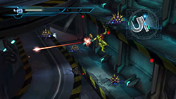 Classic 2D Metroid gameplay returns in modern-day 3D.