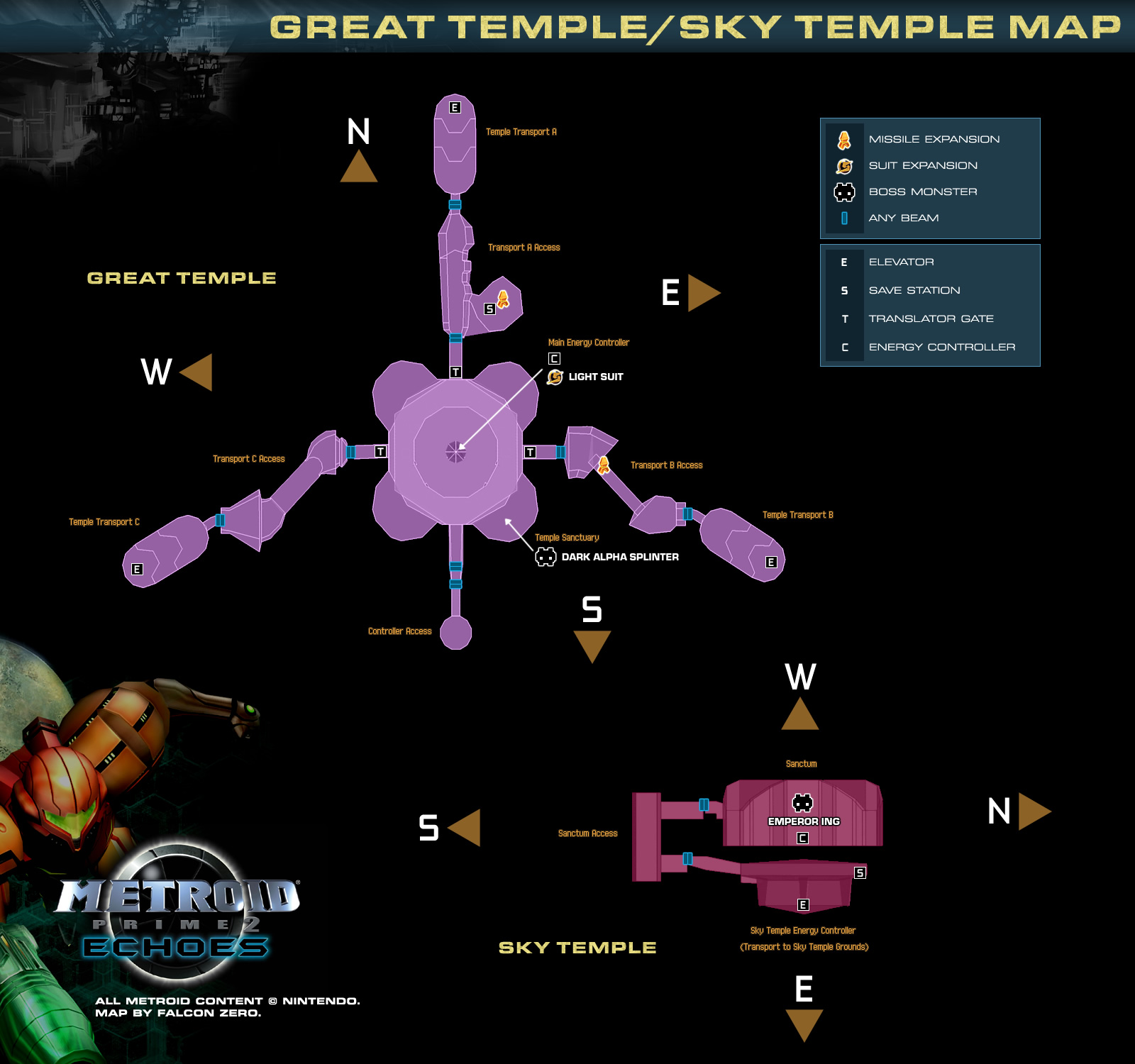 game maps