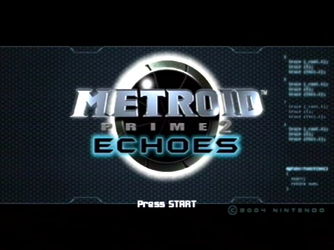 Game Overview Metroid Prime 2 Echoes Metroid Recon