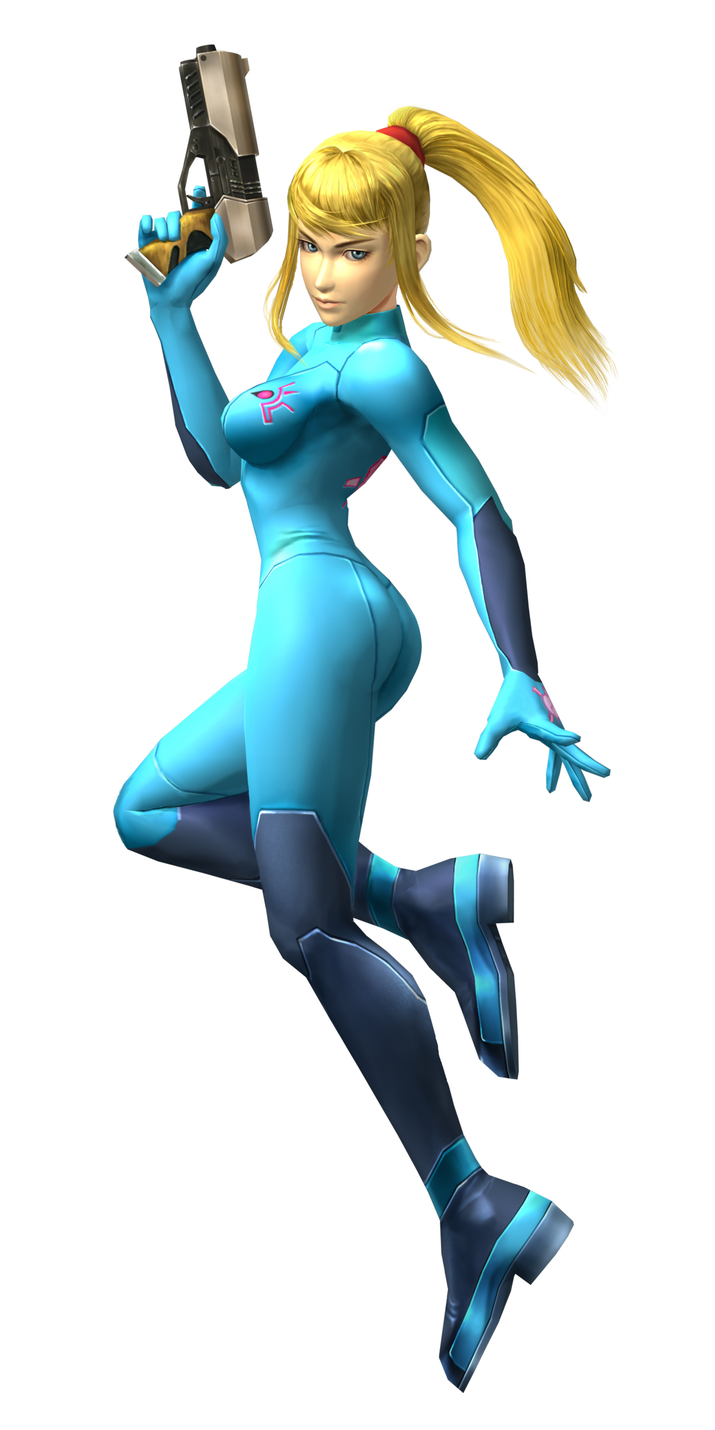 Artwork and renders - Super Smash Bros. Brawl (Metroid Recon)