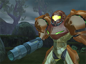 Play Metroid Online