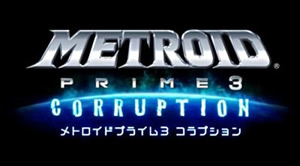 Metroid Prime 3 launch date for Japan