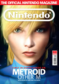Official Nintendo Magazine September 2010 cover