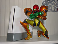 Samus Aran custom action figure