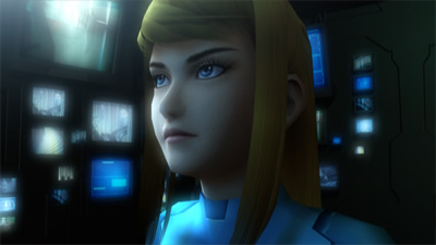 Samus in Super Smash Bros Brawl