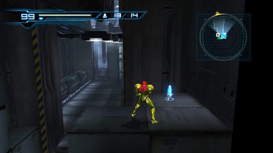 Missile locations - Power-up locations - Metroid: Other M (Metroid ...