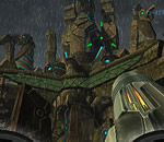The game still looks stellar in the Metroid Prime Trilogy version.