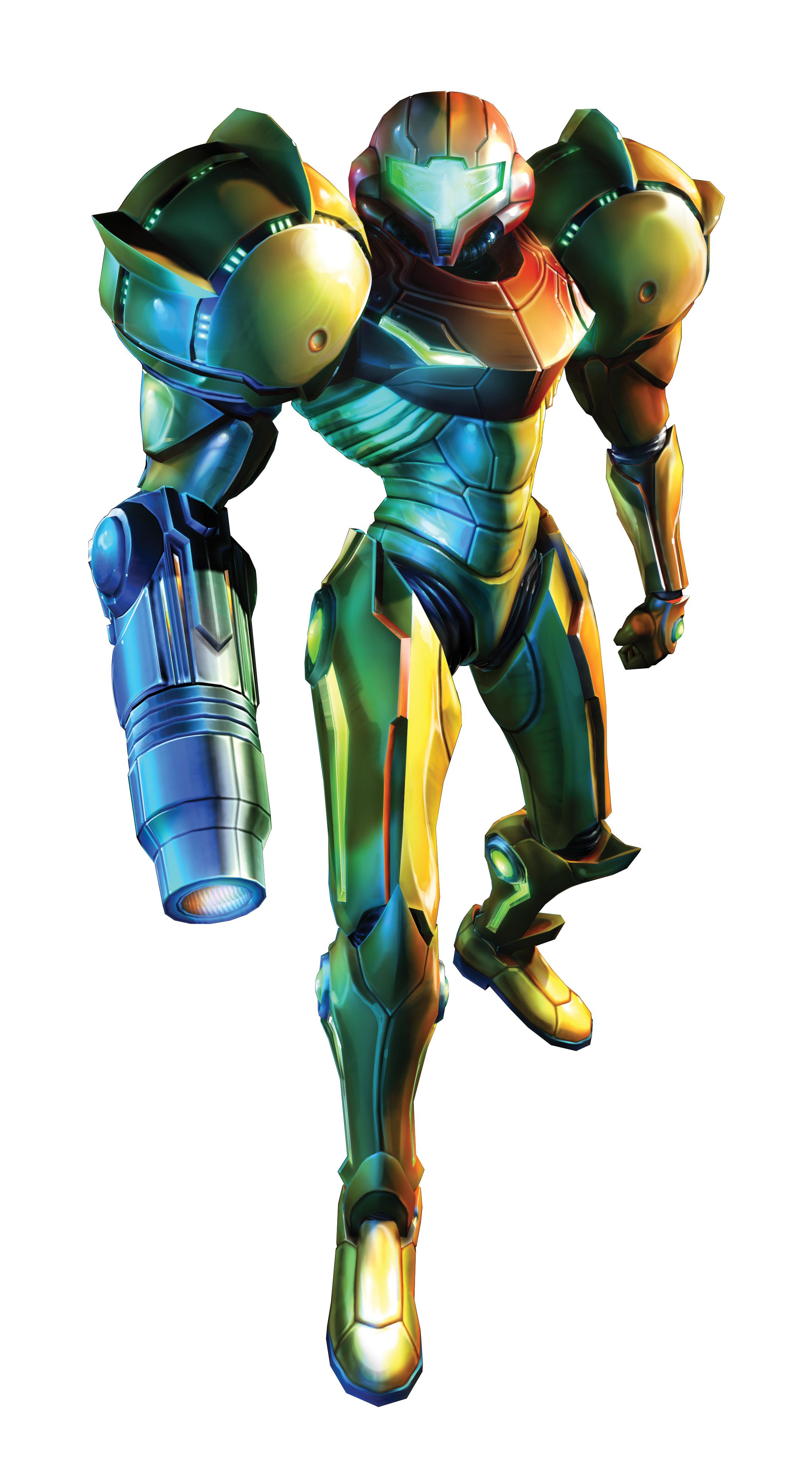 Artwork And Renders Metroid Prime 3 Corruption Metroid